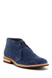 Joseph Abboud John Lace Up Boot Blue