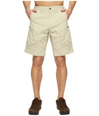 Mountain Khakis Trail Creek Shorts Relaxed Fit Freestone Men's Shorts Beige