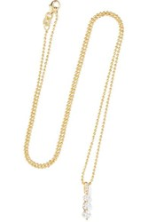 Anita Ko Twiggy 18 Karat Gold Diamond Necklace One Size