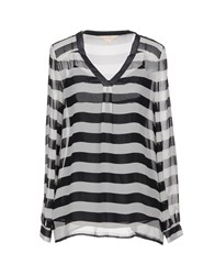 Brooks Brothers Blouses Black