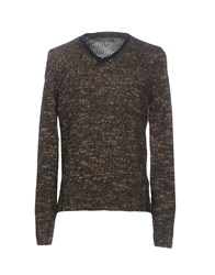 Messagerie Sweaters Khaki