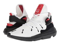 Yohji Yamamoto Adidas Y 3 By Y 3 Kusari Ii Footwear White Black Y 3 Lush Red Athletic Shoes