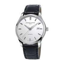 Frederique Constant Classics Index Watch Unisex Silver