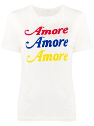 Chinti And Parker Amore T Shirt 60