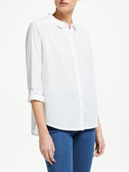 John Lewis Collection Weekend By Easy Shirt White