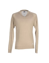 C.P. Company Knitwear Jumpers Men Beige