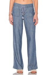 Level 99 Lauren Lounge Pant Blue