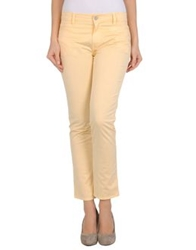 Mih Jeans Casual Pants Apricot
