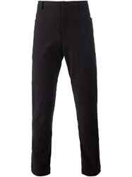 L'eclaireur 'Hobo' Trousers Black