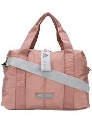 8d935d4c6322 Adidas By Stella Mccartney Shipshape Holdall Pink And Purple