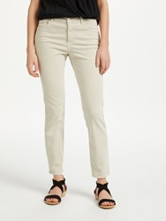 Nydj Alina Skinny Ankle Jeans Feather