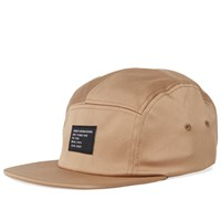 Stussy Sateen Camp Cap Neutrals