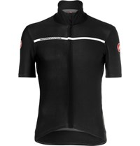 Castelli Gabba 3 Gore Windstopper Cycling Jersey Black