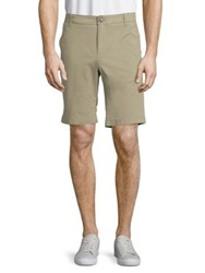 Selected Straight Fit Shorts Vetiver