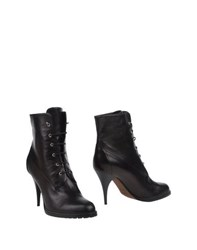 Dibrera By Paolo Zanoli Footwear Ankle Boots Women Black