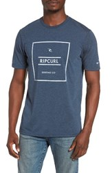 Rip Curl Men's Forged Tech T Shirt Navy