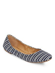 Lucky Brand Elysia Striped Ballet Flats