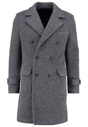 United Colors Of Benetton Classic Coat Grey