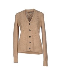 Jacob Cohen Jacob Coh N Knitwear Cardigans Women Beige