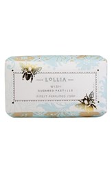 Lollia Wish Shea Butter Soap No Color