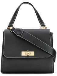 Bally Breeze Shoulder Bag Black