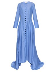 Rosie Assoulin The Franciscan Button Down Gown