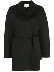 Vince Double Faced Belted Jacket 60