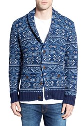 Men's Bellfield Jacquard Cardigan