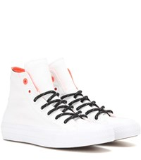 Converse Chuck Taylor All Star Ii High Top Sneakers White