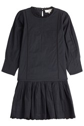 Vanessa Bruno Athe Cotton Dress Black