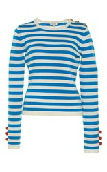 Manoush Nautical Pullover Stripe