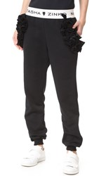 Natasha Zinko Jogging Pants Black