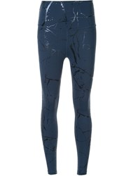 Beyond Yoga New Lost Your Marbleshigh Waisted Midi Legging 60