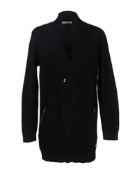 Pierre Balmain Knitwear Cardigans Men Black