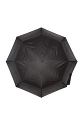 Totesport Auto Open Close Umbrella Black