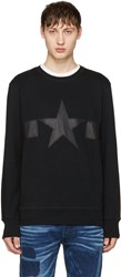 Diesel Black S Joe Ma Pullover