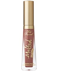 Too Faced Melted Matte Liquid Lipstick True Nude