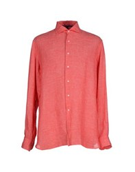 Orian Shirts Shirts Men Red