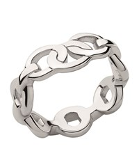 Links Of London Signature Link Ring Female Silver