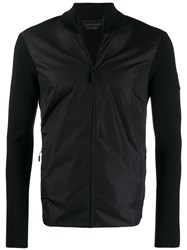 Canada Goose Zip Front Jacket Black