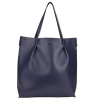 John Lewis Kin By Clare Tote Bag Navy