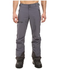 Marmot Storm King Pants Steel Onyx Men's Outerwear Gray