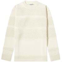 S.N.S. Herning Fisherman Crew Knit Neutrals