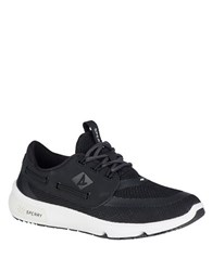 Sperry 7 Seas Boat Shoes Black
