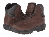 Magnum Precision Ultra Lite Ii Wp Ct Coffee Men's Work Boots Brown