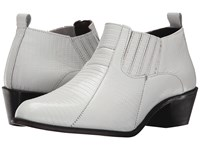 Stacy Adams Santee White Men's Pull On Boots