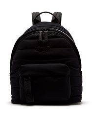Moncler Pelmo Quilted Backpack Black