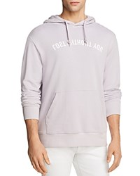 Wesc Mike Mirror Pullover Hoodie Light Lilac