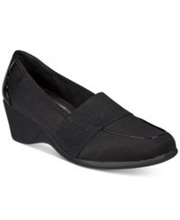 Karen Scott Fawna Casual Wedge Pumps Only At Macy's Women's Shoes Black