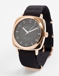 Briston 'Clubmaster Chic Steel' Watch